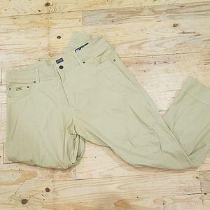Men's Kuhl khaki pants Sz 35x 30